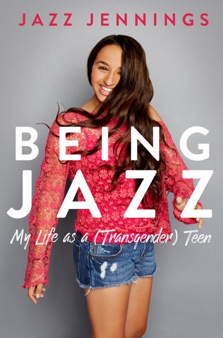 transgender teen book