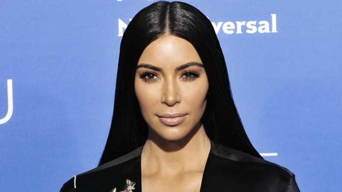 In Typical Kardashian Fashion, Kim's Manchester