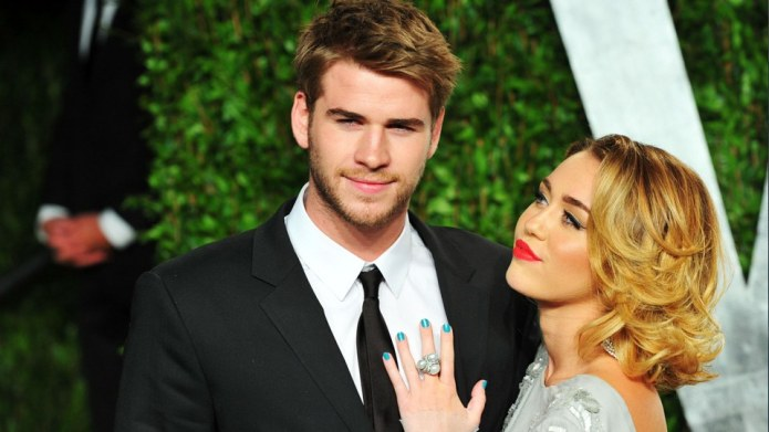 Here's how Liam Hemsworth and Miley