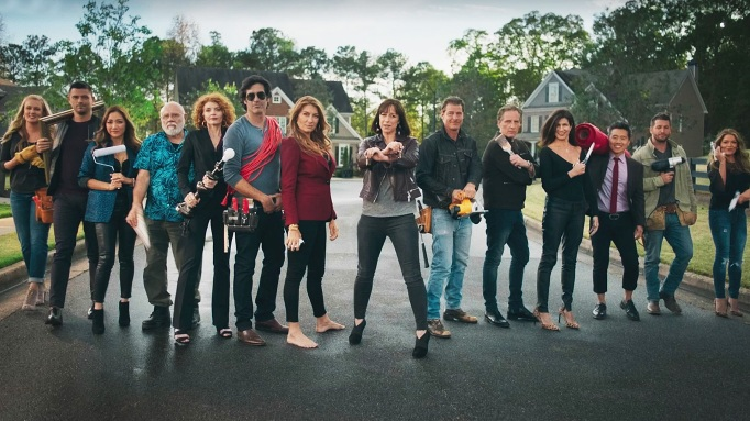 Still from 'Trading Spaces'