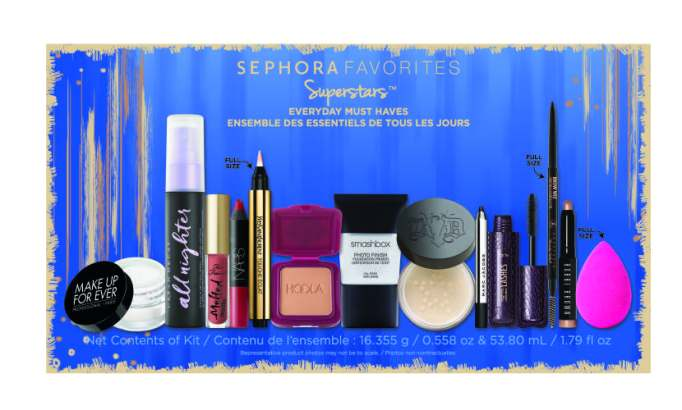 Beauty Products That Will Sell Out Fast This Holiday Season | Sephora Favorites Superstar Kit