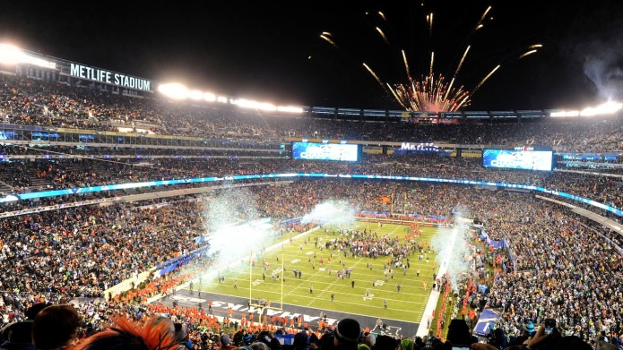 NFL Super Bowl XLVIII - Seattle