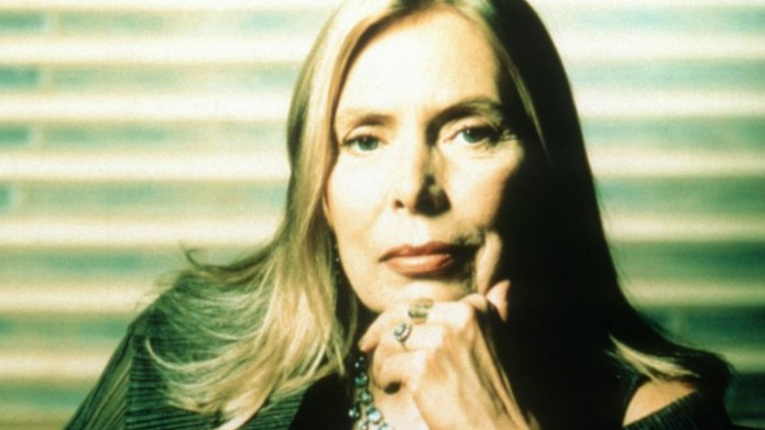 What you heard about Joni Mitchell