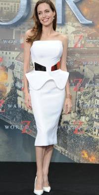 Angelina Jolie's post-mastectomy wardrobe