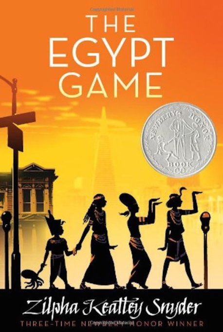 'The Egypt Game' by Zilpha Keatley Snyder