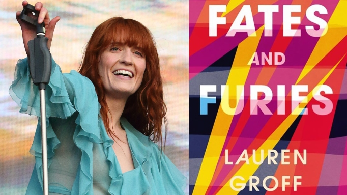 Florence & the Machine and Fates and Furies book cover