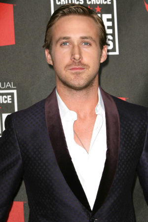 Ryan Gosling at the Critics' Choice Awards