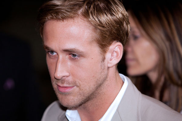 Ryan Gosling in Thailand during the Golden Globes