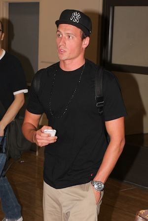 Ryan Lochte to be the next ABC Bachelor?
