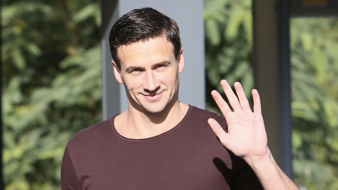 Olympic swimmer Ryan Lochte is going