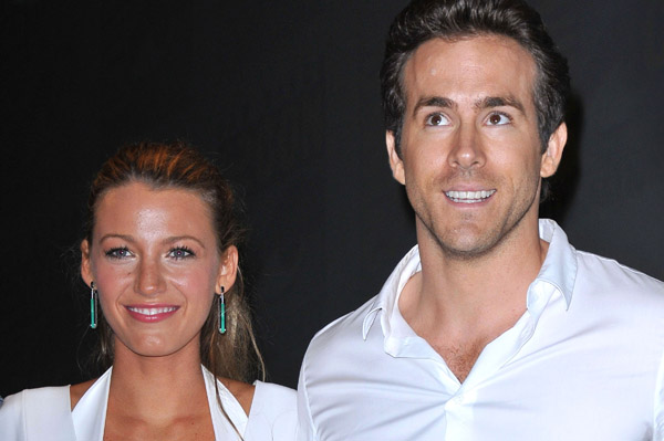Blake Lively and Ryan Reynolds moving in together?
