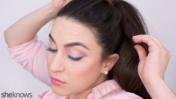 The ponytail hairstyle trick that makes