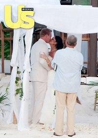 Thanks to Us! Melissa Rycroft's wedding photo