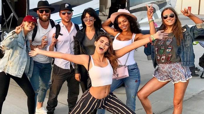 Celebs' Pre-Coachella Pics Are the Definition