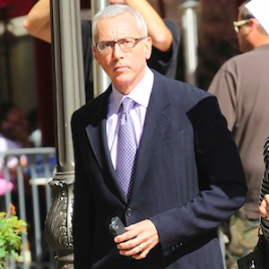 Dr. Drew opens up about his