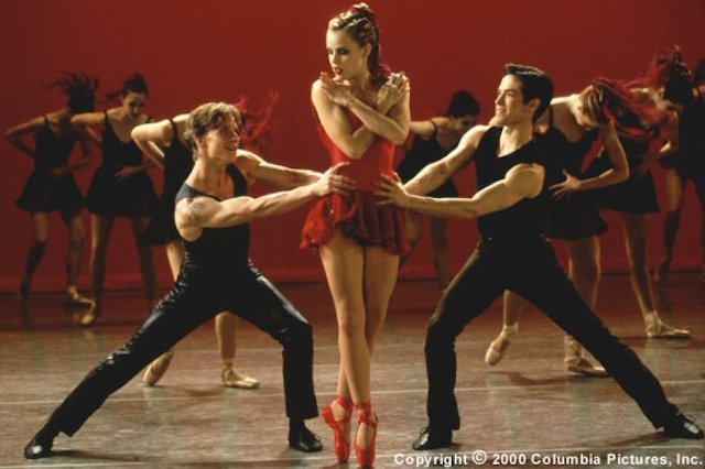 Could Center Stage be the best worst dance movie ever?