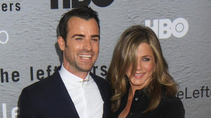 Justin Theroux is the key to