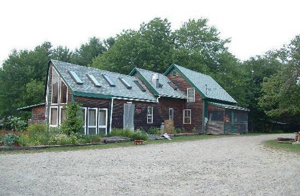 Camp in Medomak, Maine