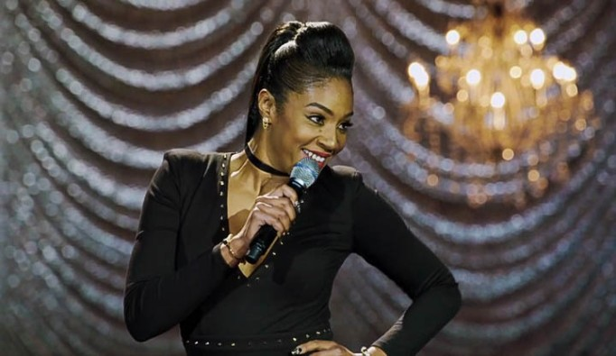 Tiffany Haddish during Showtime comedy special