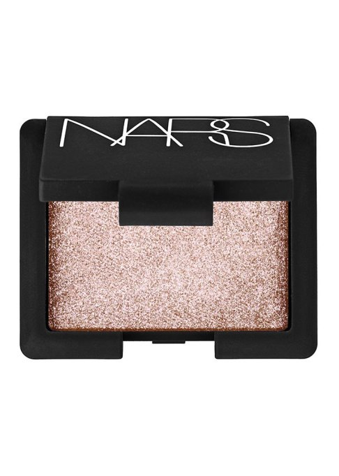 Metallic Makeup Finds for Fall: Nars Hardwired Eyeshadow in Earthshine | Fall Makeup Trends 2017