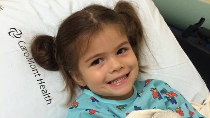 Toddler forced to undergo surgery to