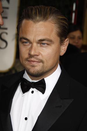 Leonardo DiCaprio is smoldering in The