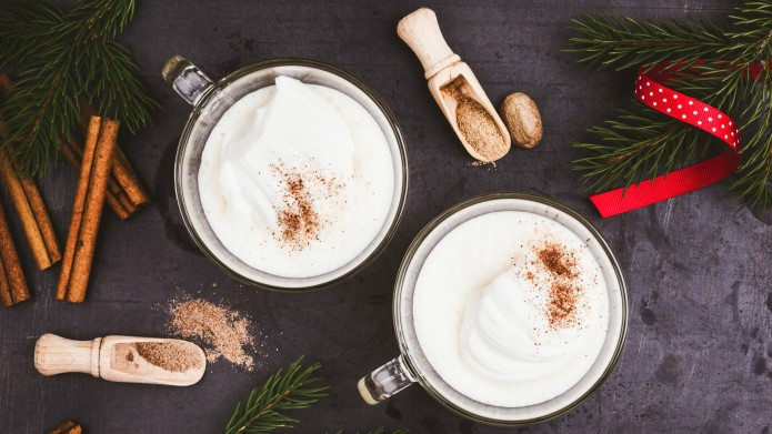 There's Eggnog — & Then There's
