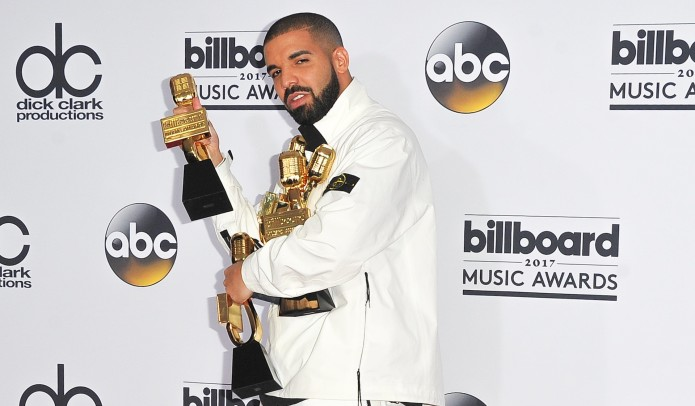 Drake Made Billboard Music Awards History,