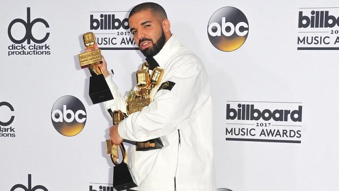 Drake Made Billboard Music Awards History,