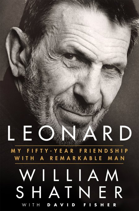 Leonard: My Fifty-Year Friendship With a Remarkable Man book cover