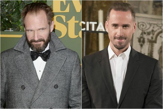 Ralph and Joseph Fiennes