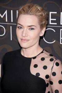 Kate Winslet narrowly escapes injury in