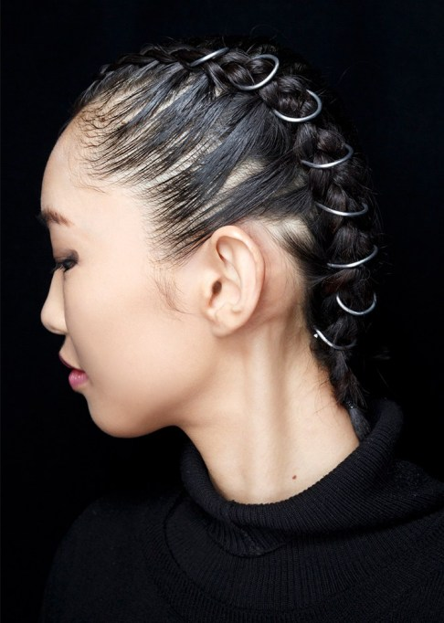 Summer Beauty Ideas For When It's Crazy-Hot | Accessorized french braids