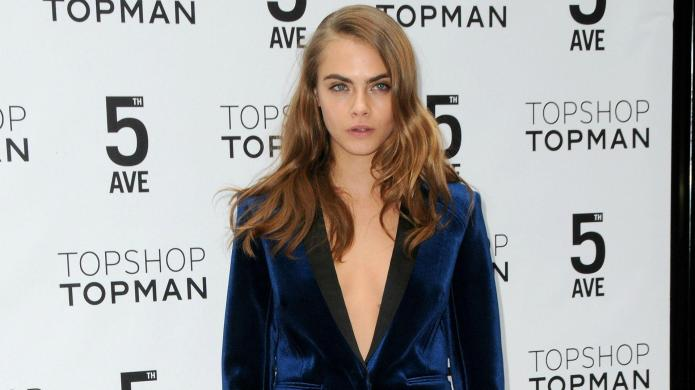 Cara Delevingne blows us away with