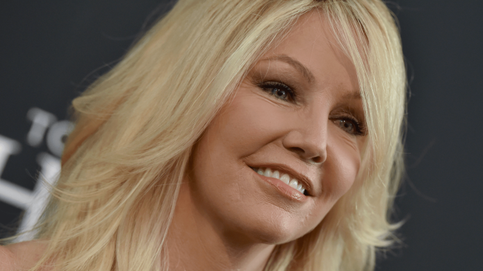 Heather Locklear Claims Her Boyfriend Choked