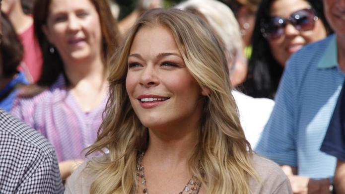 LeAnn Rimes talks about losing her