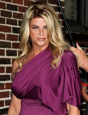 Kirstie Alley's hot mess confession: Cocaine