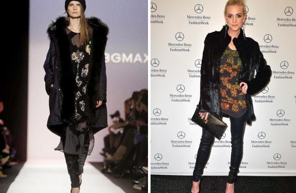 New York Fashion Week day 1: