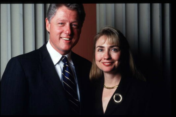 clintons-through-the-years-1991