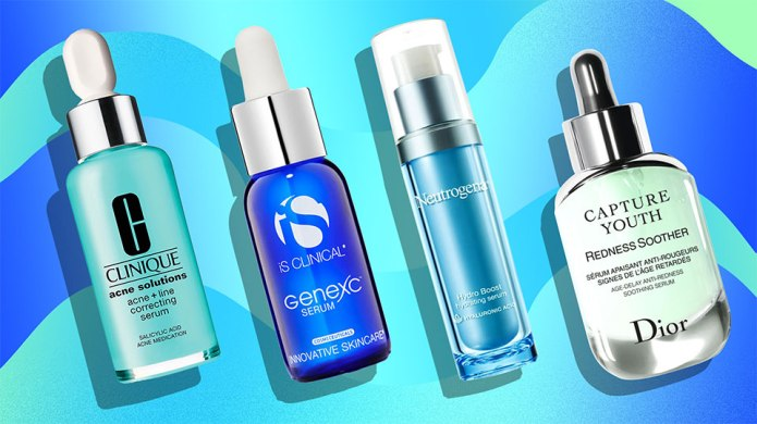 The Best Facial Serums for Every
