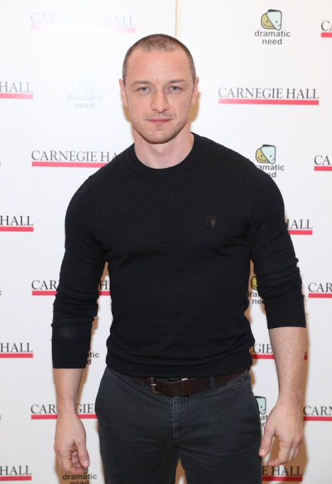 "Movie Stars Who Aren't Above Doing TV | James McAvoy - ""Watership Down"""