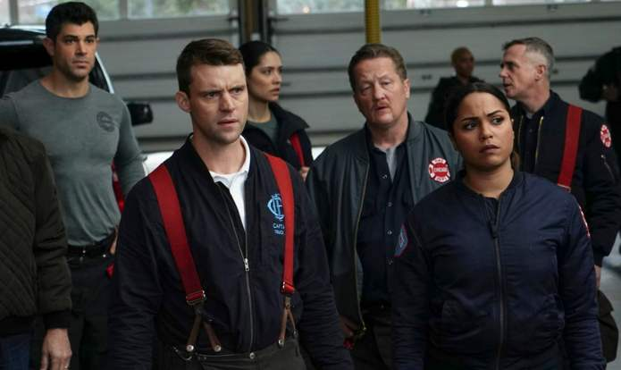 This Actor Is Leaving Chicago Fire,