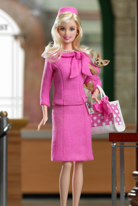 Reese Witherspoon Barbie