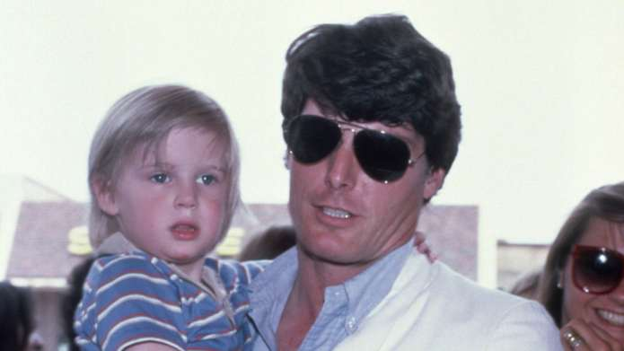 Christopher Reeve's Son Is Grown Up,
