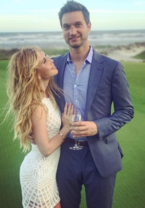 Celebrities who got married in 2017: Tara Lipinski & Todd Kapostasy