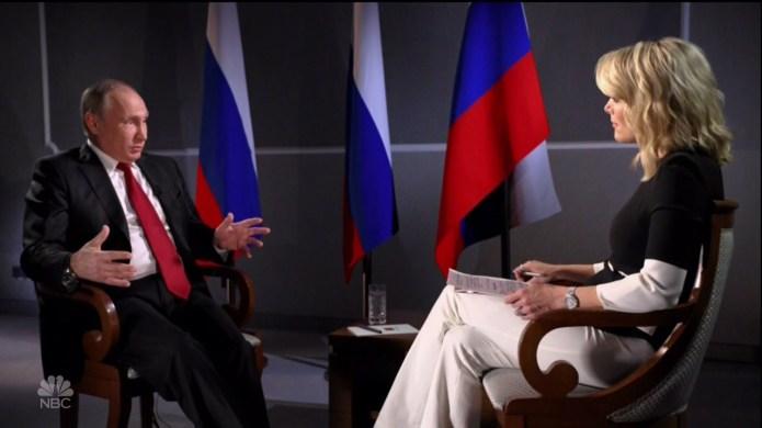 Vladimir Putin Low-Key Dissed America in