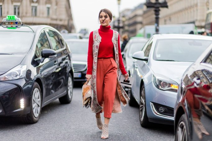 Ways To Wear A Turtleneck | Red Rebel