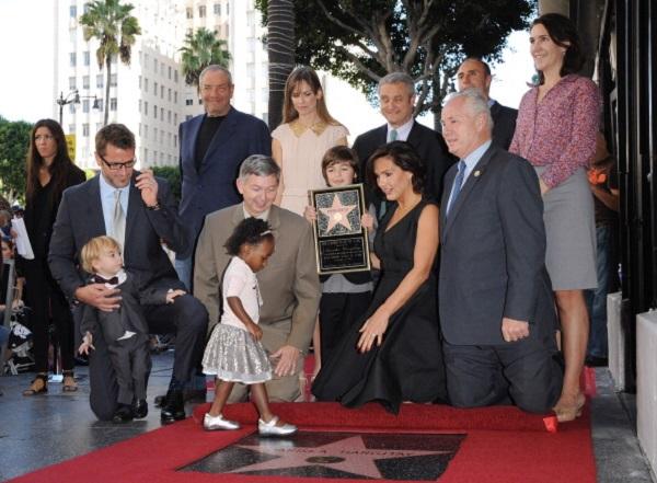 Mariska Hargitay adopted kids Hollywood star