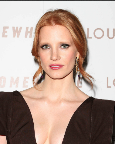 Jessica-Chastain-talent-deal