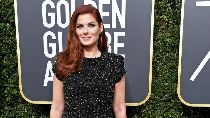 Debra Messing Slams E! News While